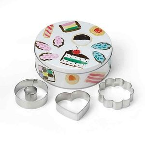 Kate Spade New York One Smart Cookie Storage Tin
